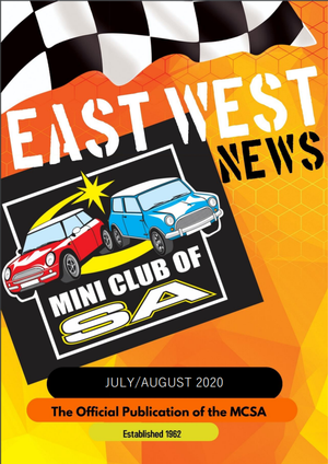 Half way through the year already! Where does the time go these days... Never mind, as here we have the latest East West News for your entertainment and learning pleasure. Download full Newsletter on the link